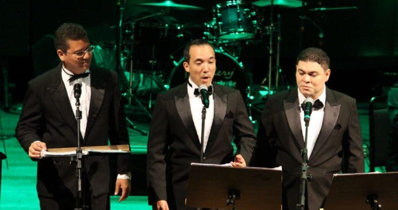 Teatro Amazonas recebe 8º edição do encontro de tenores do Brasil
