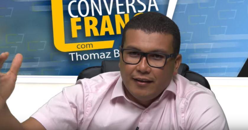 CONVERSA FRANCA | Com o Engenheiro de Pesca, Radson Alves