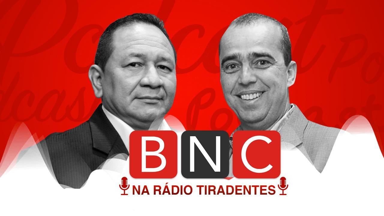 BNC na rádio Tiradentes 23/10/2019