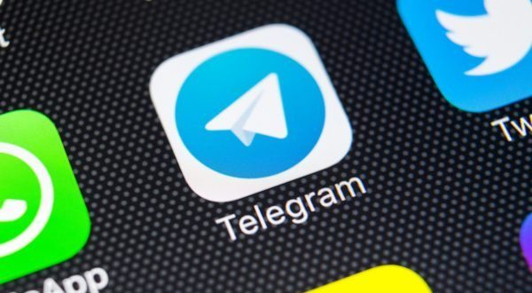 Comunicação de Wilson troca WhatsApp pelo Telegram