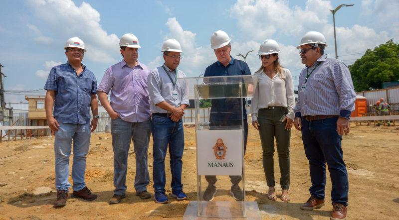 Arthur Neto cria centro de controle para projeto Manaus Inteligente