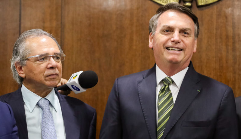 Serafim diz que AM não quis pacto de governança que agora Bolsonaro impõe