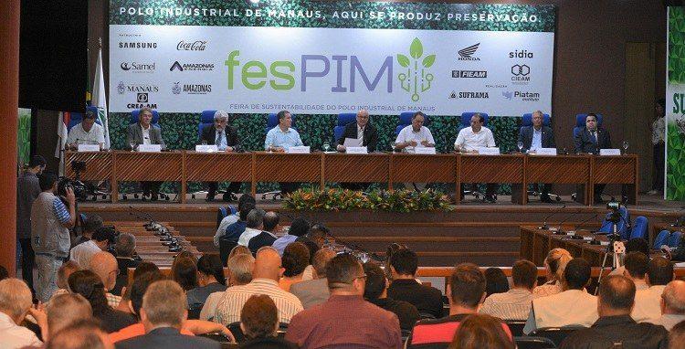 Parceria do CBA e órgãos apresenta projetos de bioeconomia na FesPIM