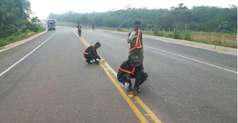 Obras de pavimentação da BR-163 estão concluídas na Amazônia