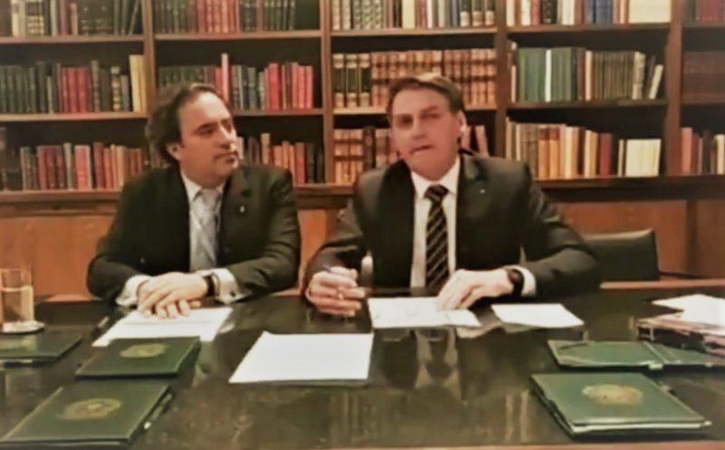 """Bolsonaro anuncia BR-319 """"toda em obras"""" até o final de 2021"""