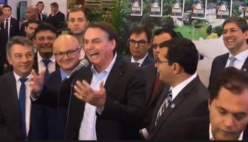 Bolsonaro, tá de brincadeira com a ZFM, né?
