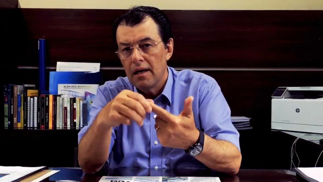 """Braga marca reunião de emergência sobre """"apagão aéreo"""" no AM"""