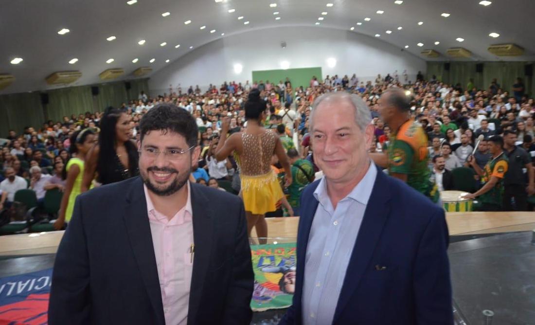 Ciro lança Hissa e semana fecha com mais três prefeituráveis