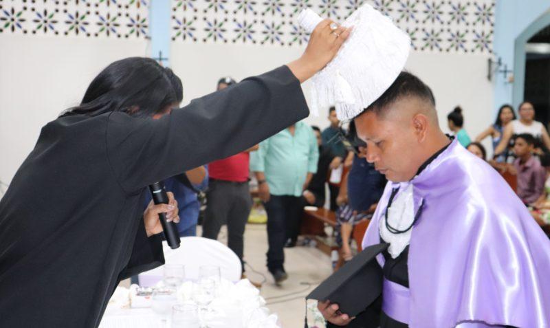 Indígenas mura e baré se graduam em letras e língua pela UEA Autazes