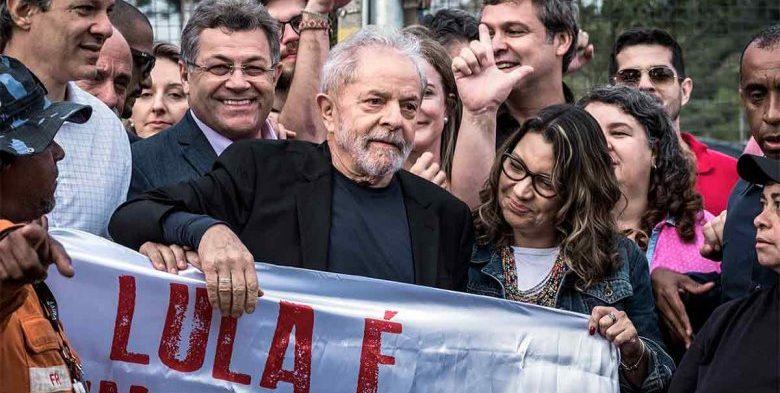 Com Lula livre país pode virar de ponta cabeça, publica NYT
