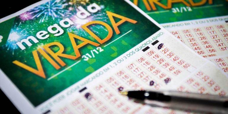 Comecem as apostas! Mega da Virada tem R$ 300 milhões em prêmio