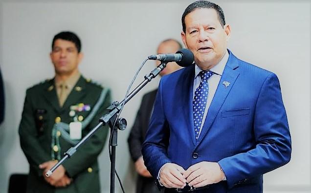 Na Câmara, Mourão defende ZFM e exploração da silvinita em Autazes