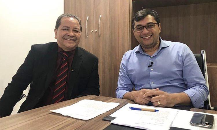 Otávio Gomes assume a CGE. Ex-titular vai para a Sefaz