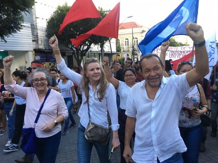 PCdoB tenta realinhar esquerda no Amazonas para 2020