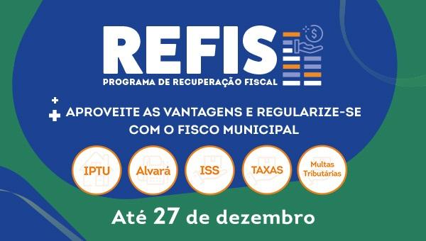 REFIS: contribuintes têm até 100% de desconto em dívidas tributárias municipais