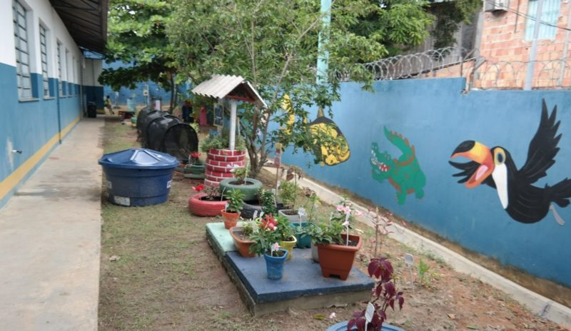 Nestlé premia escola de Manaus por práticas saudáveis na alimentação