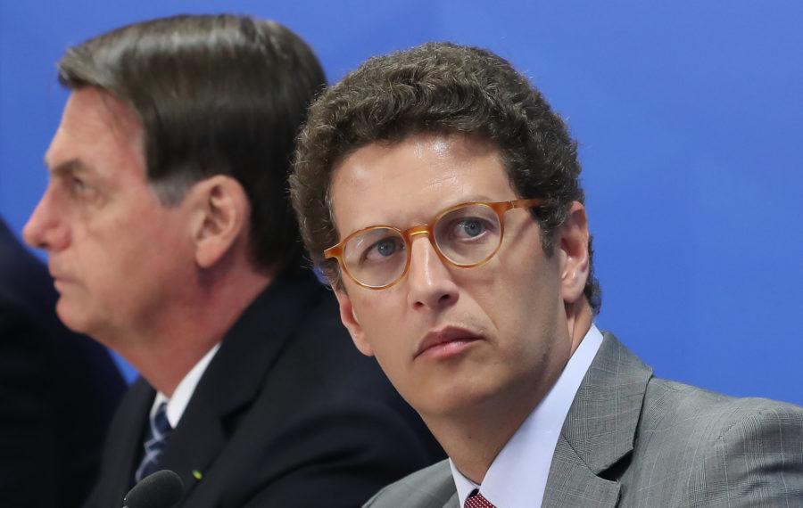 Ministro engana governadores da Amazônia, acusam Ongs