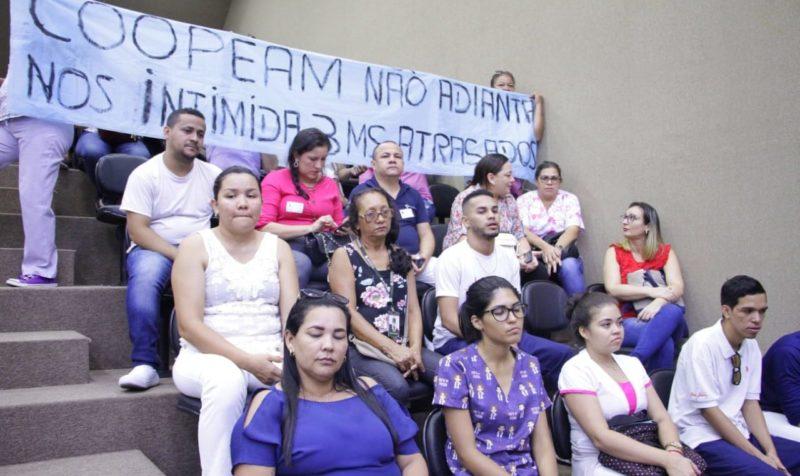 Oposicionista critica passar gestão de hospital a organização social
