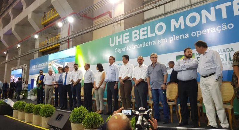 Bolsonaro ativa hidrelétrica para atender a 60 milhões de usuários