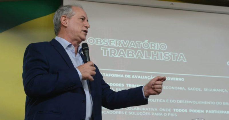 Ciro Gomes encontra pesquisadores do Inpa e empresários no AM