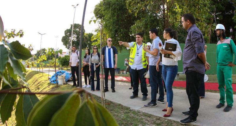 Engenheiros do Pará estudam política ambiental do Prosamim
