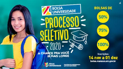 Bolsa Universidade 2020: a chance para você ir mais longe