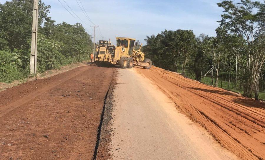 MPF quer suspender licitação que retoma pavimentação da BR-319