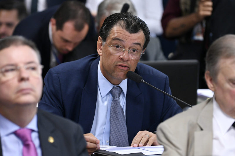 Braga inclui Amazonas no Codevasf e senadores nordestinos protestam