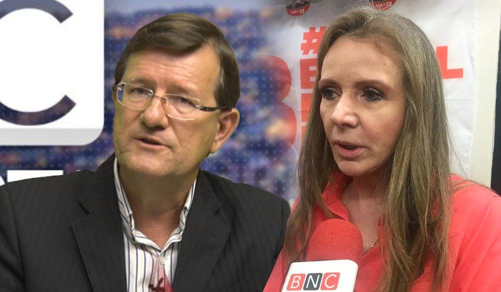 Brasília já fala na chapa Zé Ricardo e Vanessa Grazziotin