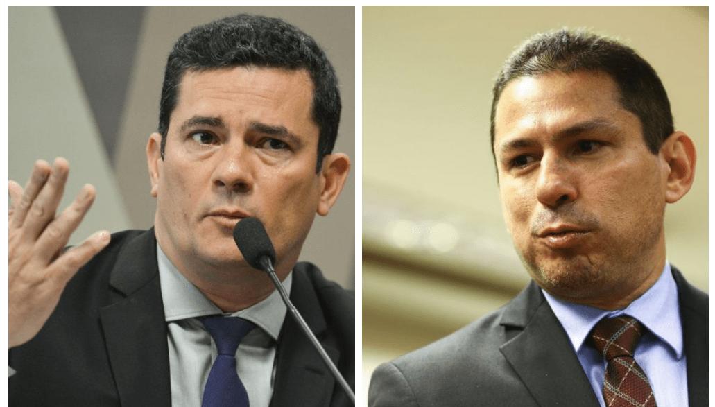 Moro convida Marcelo para integrar comitiva em Manaus