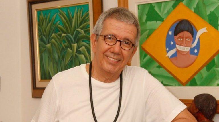 ALE-AM homenageia artista plástico com medalha de mérito