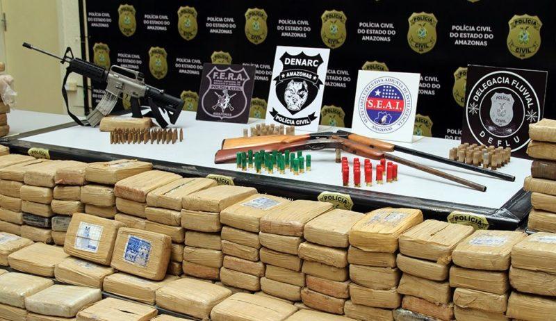 Policial pode ganhar mil reais por arma apreendida e R$ 20 mil de prêmio
