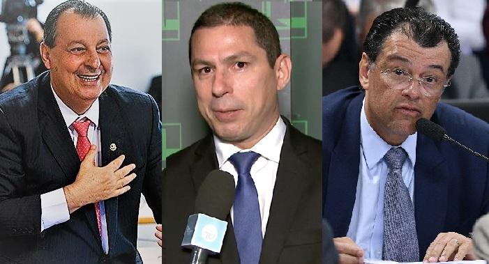 Três parlamentares amazonenses na lista dos mais influentes do Congresso