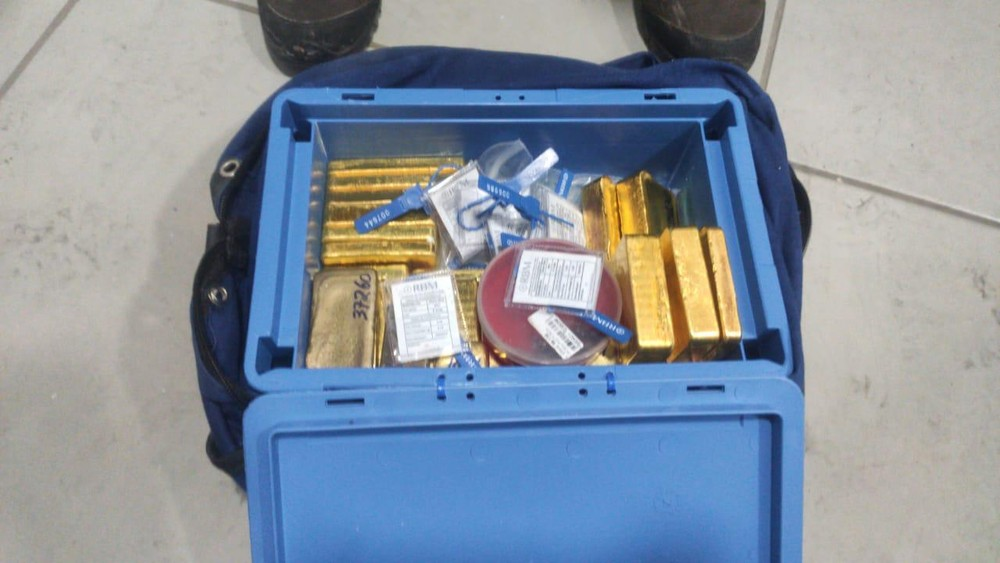 Roraima exportou 771 quilos de ouro sem ter garimpo legalizado