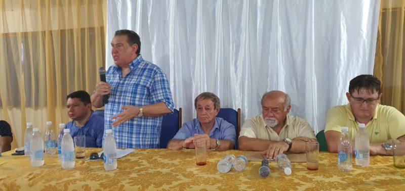 Átila anuncia inauguração do Ifam Apuí em março e verbas à saúde