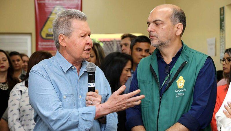 Arthur prepara Manaus para possível enfrentamento ao coronavírus