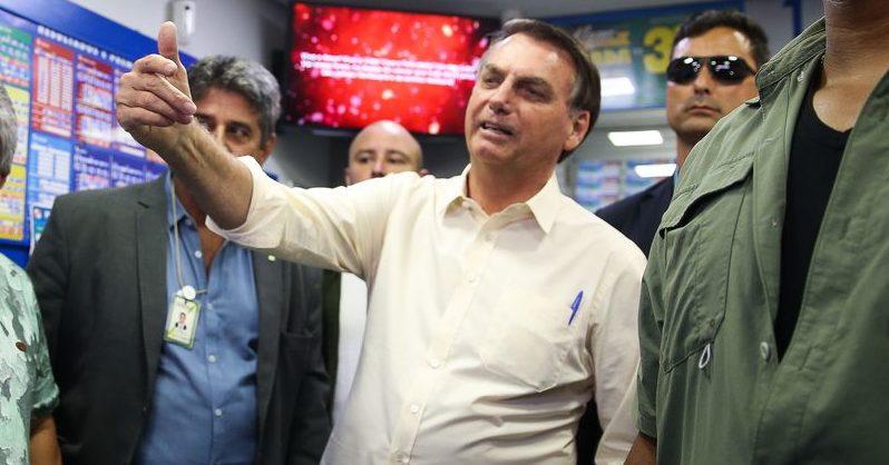 Bolsonaro não teme impeachment e acredita na reeleição em 2022