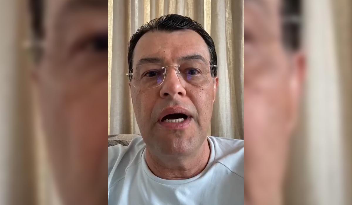 Com coronavírus, Eduardo Braga é internado no Hospital Sírio-Libanês