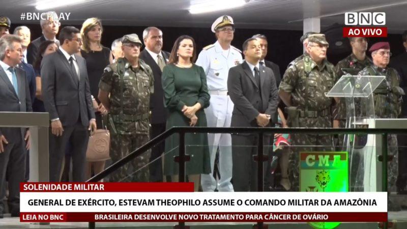 General Estevam Theophilo é o novo comandante Militar da Amazônia