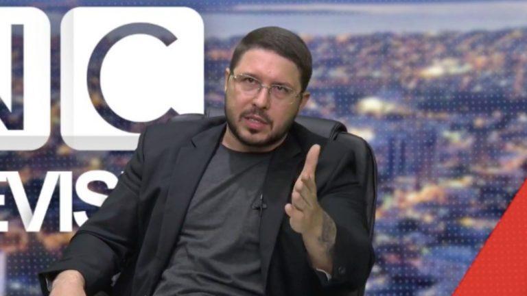 Alvo Almeida Filho vice-governador