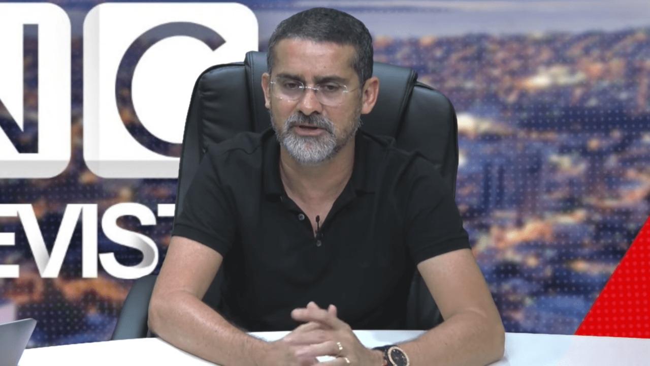 David diz que torce e ora por Bolsonaro, Wilson e Arthur