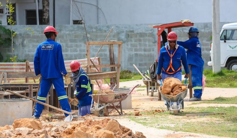 Planos do governo para obras do Prosamim no estado neste ano