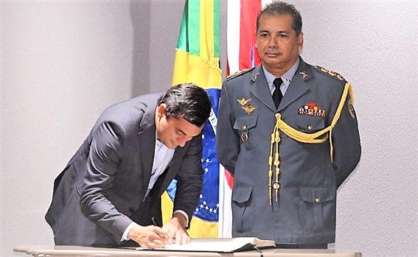 Governador sanciona lei que torna coronel Fabiano Bó cidadão do Amazonas