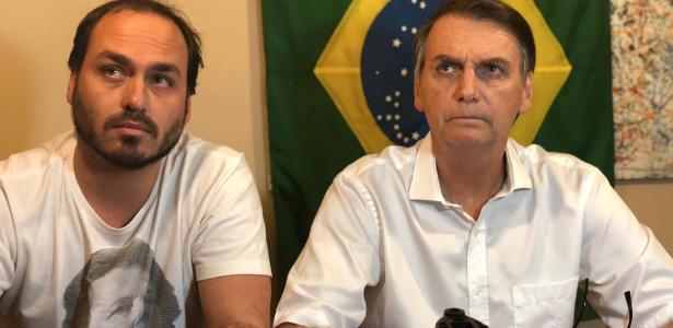 Campanha de Carlos Bolsonaro abusou de posts pagos nas redes sociais