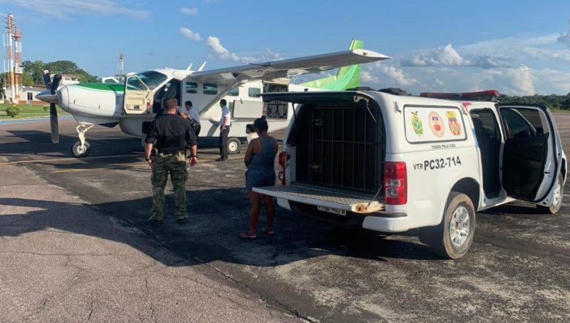 Presos 14 suspeitos do linchamento de preso em Fonte Boa