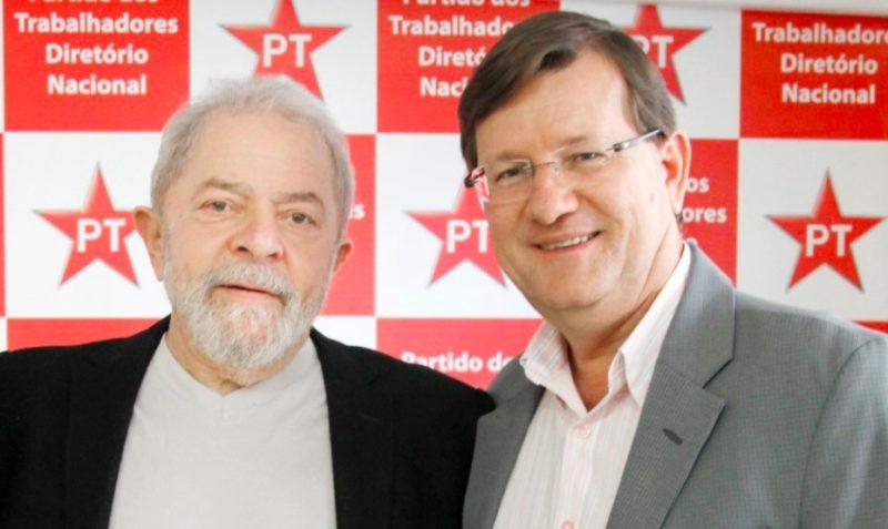 José Ricardo afirma que já marcou com Lula para tratar de candidatura