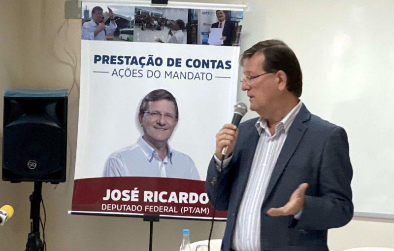 """""""Não tenho nada a ver com o PT, nem sou dirigente"""", diz José Ricardo"""