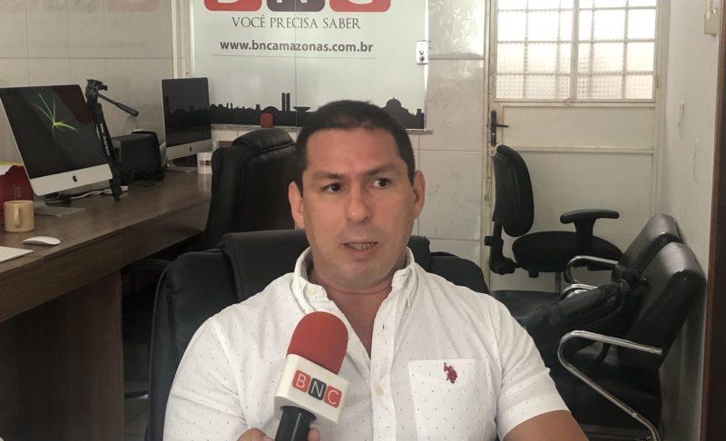 """""""Não existe apoio e nem veto a Rotta"""", diz Marcelo Ramos"""