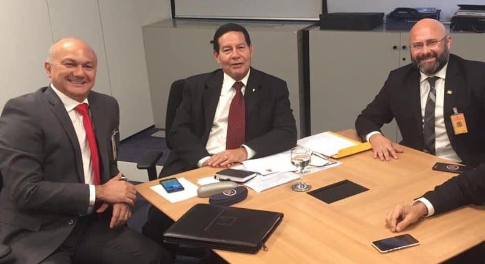 Presidente do PRTB defende Mourão senador pelo Amazonas em 2022