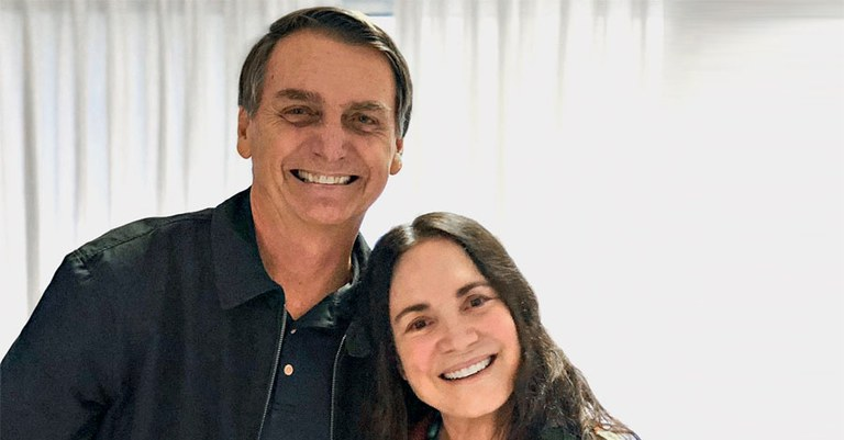 Regina Duarte tem dívida com a Lei Rouanet de R$ 319 mil